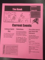 The Hawk Newsletter for Febuary 2018